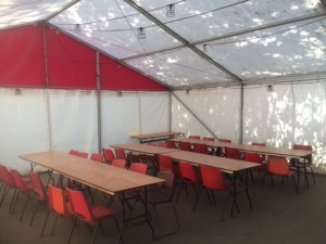Tent village tables (1)